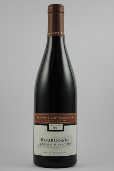 2014 Bourgogne Les Maisons Dieu, Violot Guillemard